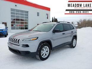 2018 Jeep Cherokee Base - Heated Seats - Siriusxm - $229 B/W SUV