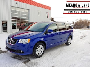 2019 Dodge Grand Caravan Base - Navigation - Leather Seats - $252 B/W Van