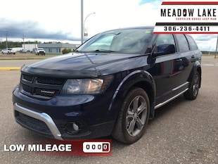 2017 Dodge Journey Crossroad - Navigation - Leather Seats - $176 B/W SUV