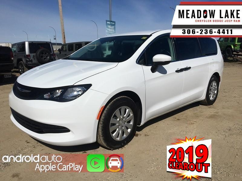 2019 Chrysler Pacifica L -  Android Auto -  Apple Carplay - $203 B/W SUV