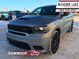 2018 Dodge Durango GT - Leather Seats - Sunroof - $326.93 B/W SUV
