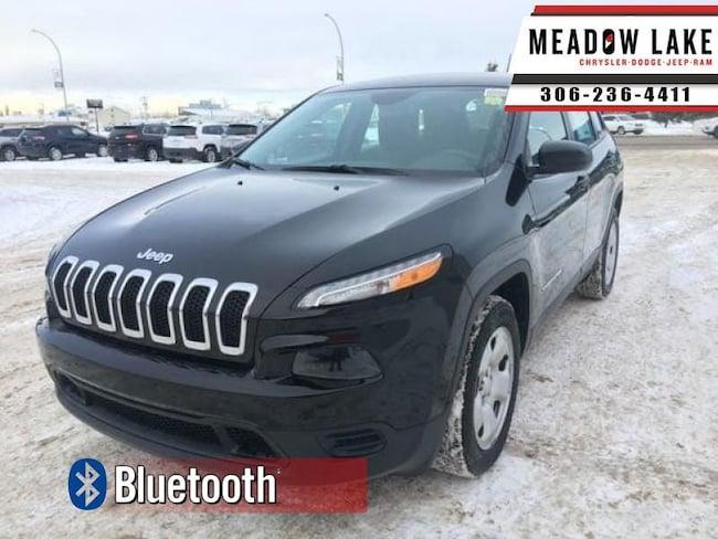 2018 Jeep Cherokee Base - Bluetooth -  Power Windows - $202.43 B/W SUV