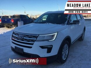 2018 Ford Explorer XLT -  Bluetooth - $249.08 B/W SUV