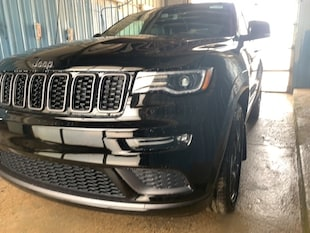 2020 Jeep Grand Cherokee Limited X SUV 1C4RJFBG8LC405723