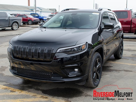 Featured new  2019 Jeep New Cherokee Altitude SUV for sale in Melfort, SK