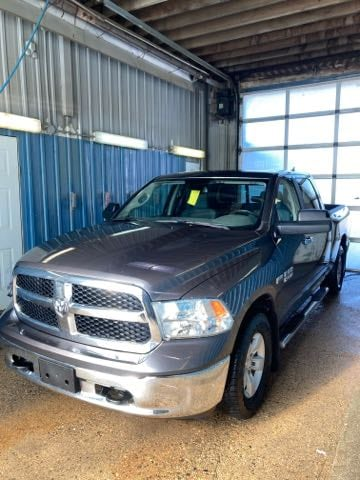 Featured used 2018 Ram 1500 SLT 4x4 Crew Cab 6.3 ft. box 149 in. WB for sale in Melfort, SK