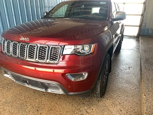 2020 Jeep Grand Cherokee Limited SUV 1C4RJFBG1LC367235