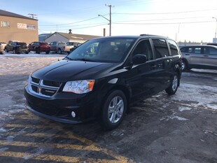 2019 Dodge Grand Caravan Crew Plus Van 2C4RDGDG8KR795075