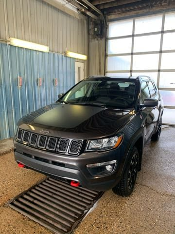 Featured new  2020 Jeep Compass Trailhawk 4x4 for sale in Melfort, SK