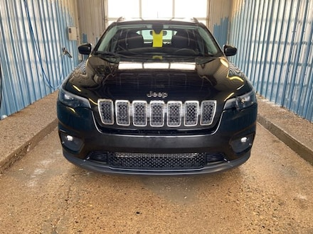 Featured used 2019 Jeep Cherokee North SUV for sale in Melfort, SK