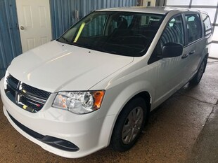 2020 Dodge Grand Caravan Canada Value Package Van 2C4RDGBG8LR171264