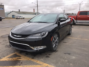 2015 Chrysler 200 C Sedan 1C3CCCCGXFN650839