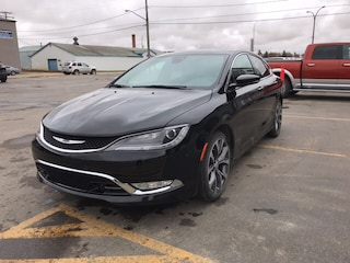 Used 2015 Chrysler 200 C Sedan for Sale in Melfort, SK
