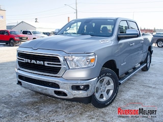New 2019 Ram 1500 Big Horn Truck Crew Cab for Sale in Melfort, SK