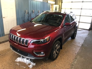 New 2020 Jeep Cherokee Limited SUV for Sale in Melfort, SK