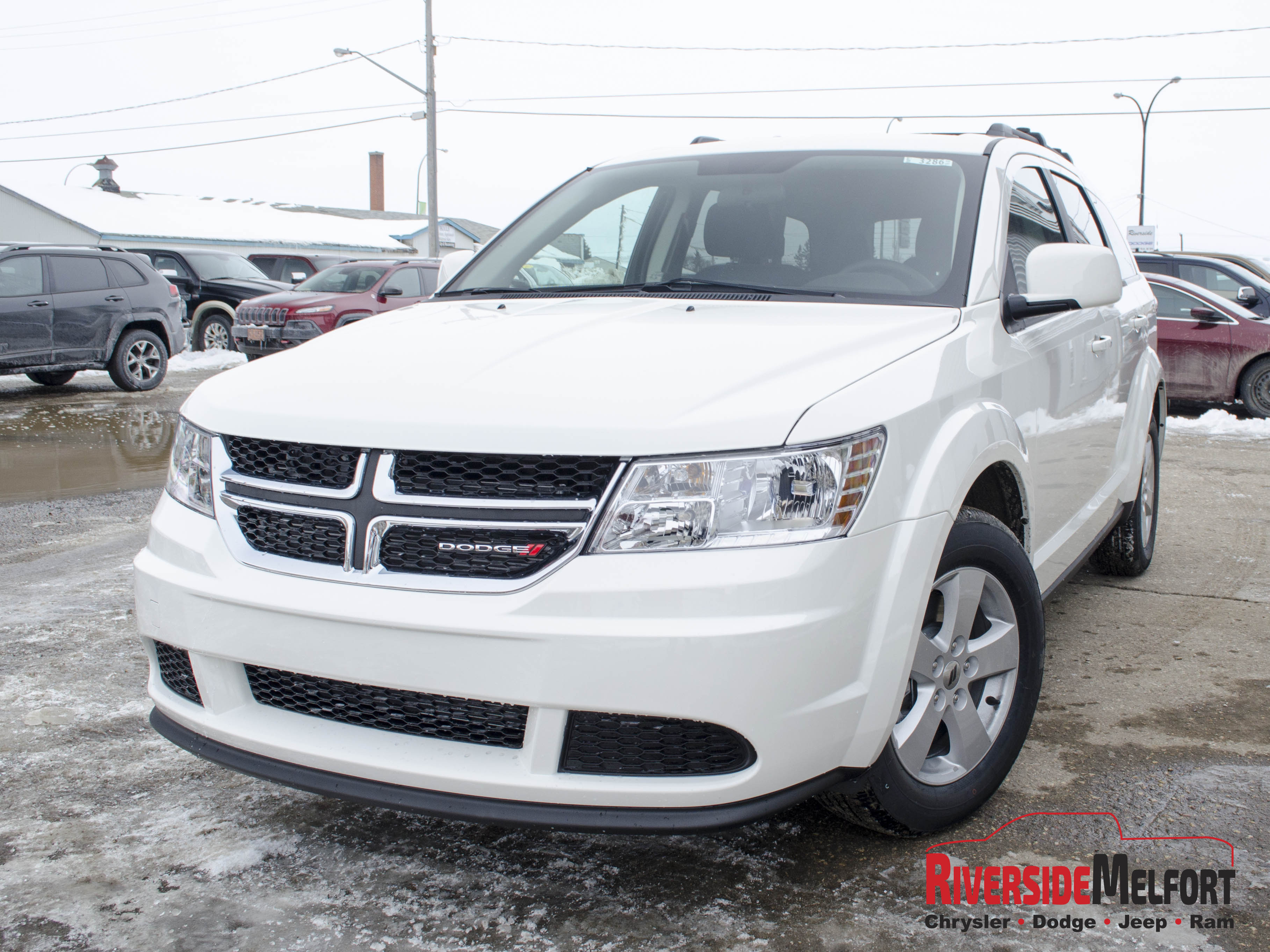 Featured new  2018 Dodge Journey SE Plus SUV for sale in Melfort, SK
