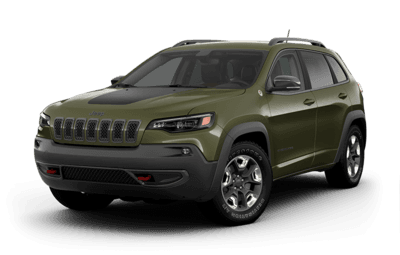 2020 Jeep Cherokee Trailhawk Elite