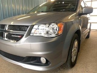 Used 2017 Dodge Grand Caravan Crew Van for Sale in Melfort, SK