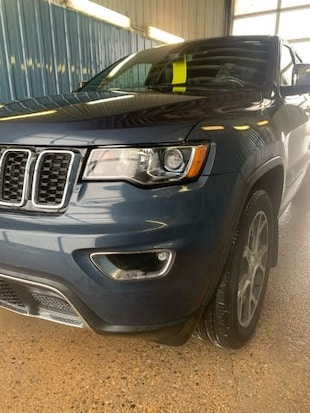 2020 Jeep Grand Cherokee Limited SUV 1C4RJFBG0LC297257