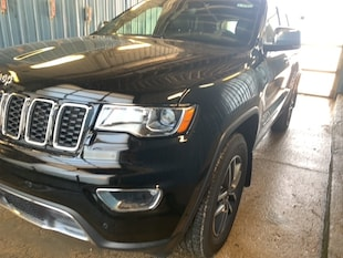 2020 Jeep Grand Cherokee Limited SUV 1C4RJFBGXLC405724
