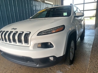 Used 2016 Jeep Cherokee North SUV for Sale in Melfort, SK