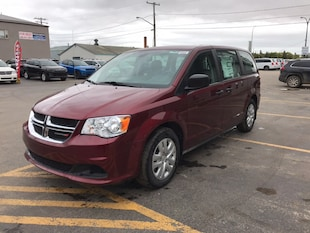 2019 Dodge Grand Caravan Canada Value Package Van 2C4RDGBG9KR654860