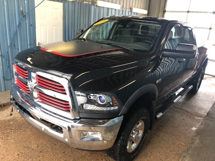 Featured used 2016 Ram 2500 Power Wagon Truck Crew Cab for sale in Melfort, SK
