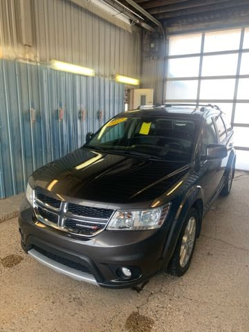 Featured used 2017 Dodge Journey SUV for sale in Melfort, SK