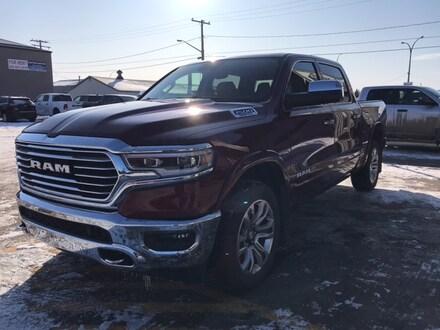 Featured used 2019 Ram 1500 Laramie Longhorn Truck Crew Cab for sale in Melfort, SK