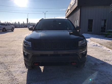 Featured new  2020 Jeep Compass Trailhawk 4x4 Sport Utility for sale in Melfort, SK
