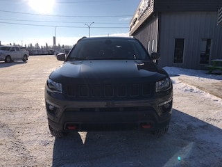 New 2020 Jeep Compass Trailhawk SUV for Sale in Melfort, SK
