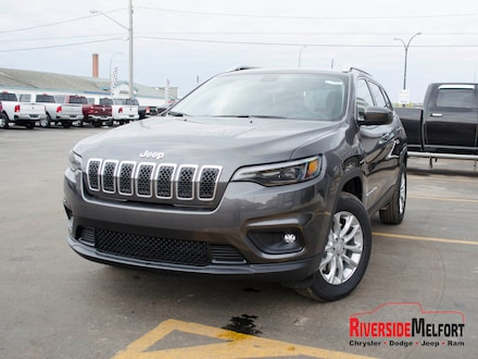 Featured new  2019 Jeep New Cherokee North SUV for sale in Melfort, SK