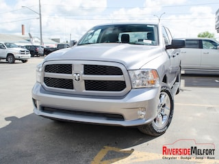 New 2019 Ram 1500 Classic Express Truck Crew Cab for Sale in Melfort, SK