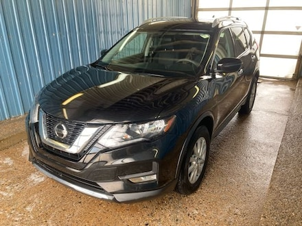 Featured used 2018 Nissan Rogue S All-wheel Drive for sale in Melfort, SK