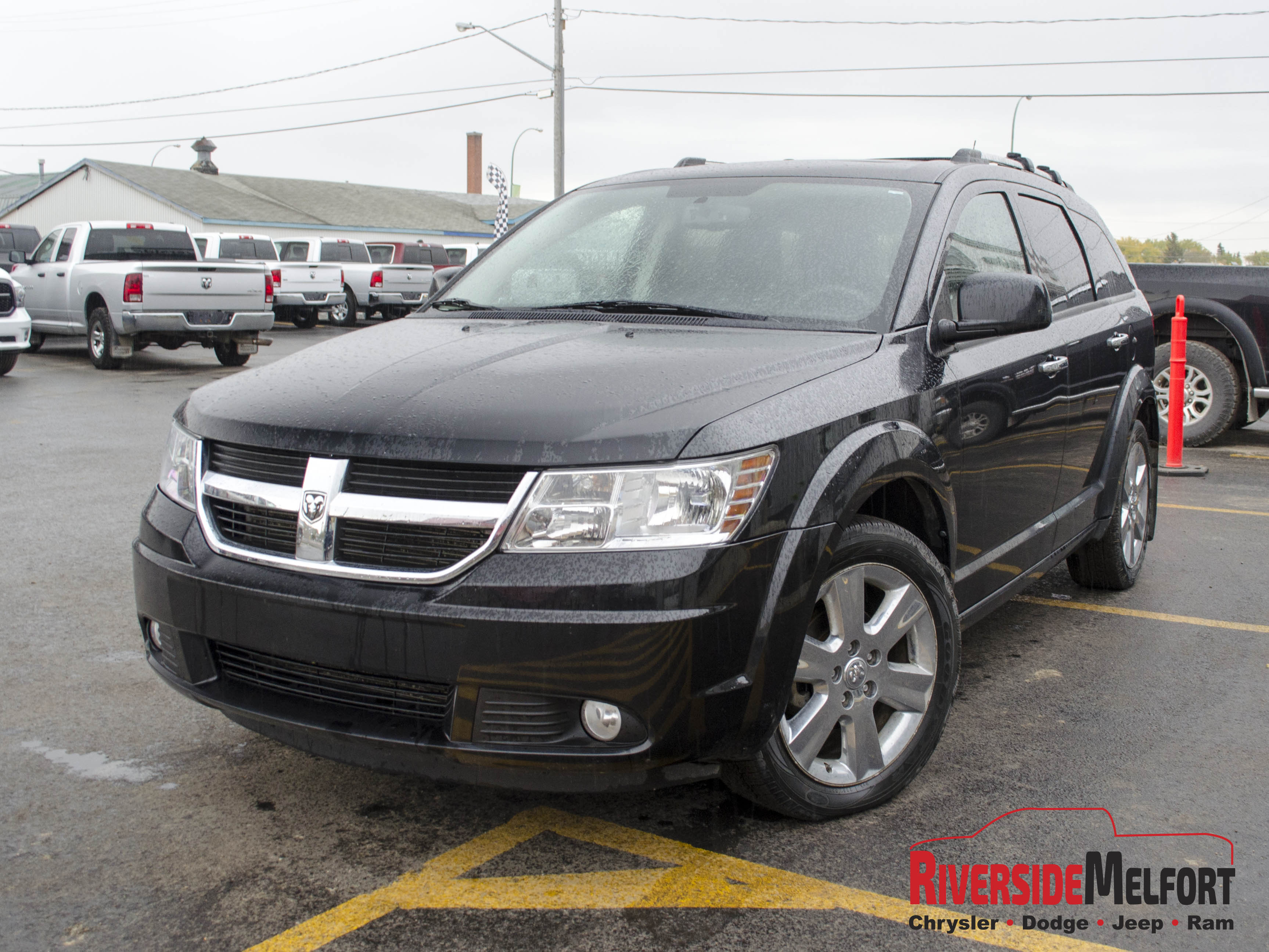 Featured used 2010 Dodge Journey R/T SUV for sale in Melfort, SK