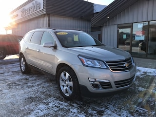 Used 2013 Chevrolet Traverse LTZ SUV for Sale in Melfort, SK