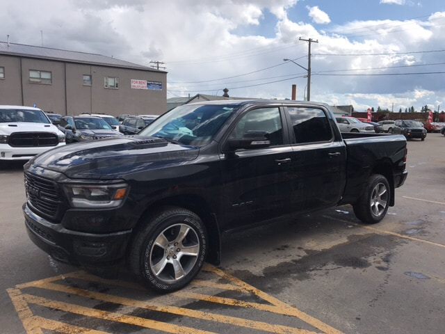Featured new  2019 Ram All-New 1500 Sport Truck Crew Cab for sale in Melfort, SK