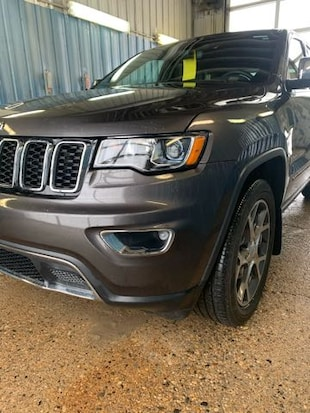 2020 Jeep Grand Cherokee Limited SUV 1C4RJFBG3LC297267