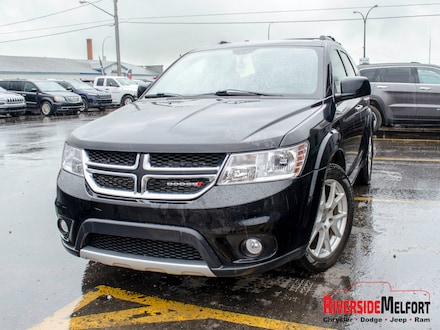 Featured used 2015 Dodge Journey R/T SUV for sale in Melfort, SK