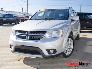 Used 2012 Dodge Journey R/T SUV for Sale in Melfort, SK