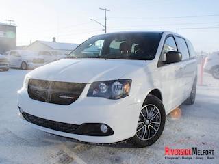 Used 2017 Dodge Grand Caravan CVP/SXT Van for Sale in Melfort, SK