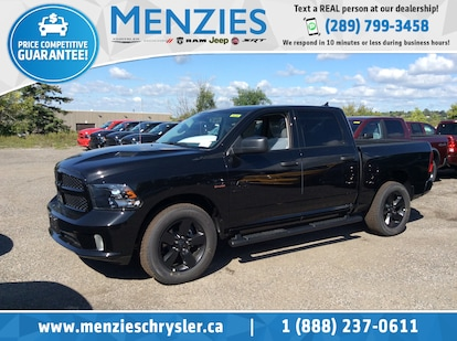 New 2019 Ram 1500 Classic Express For Sale | Whitby ON