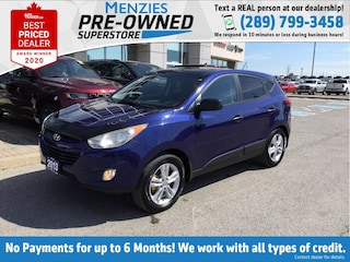 2013 Hyundai Tucson Premium Edition, Sunroof, Bluetooth, Clean Carfax