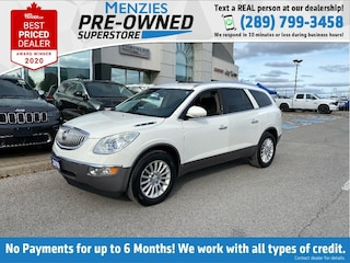 2010 Buick Enclave CX 7 Passenger Seating, Clean Carfax