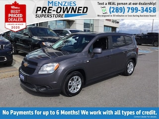 2012 Chevrolet Orlando 1LT, Hands-Free Comm, Air Cond, Clean Carfax