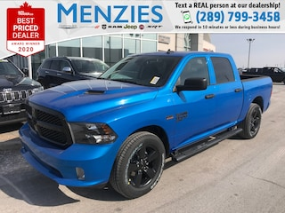 2021 Ram 1500 Classic Night Edition 4x4 Crew Cab 5.6 ft. box 140 in. WB