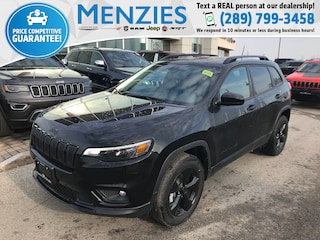 2020 Jeep Cherokee Altitude 4x4/PANO ROOF/NAV/COLD WEATHER GROUP SUV