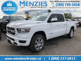 2020 Ram 1500 Big Horn North Edition 4x4 Truck Quad Cab