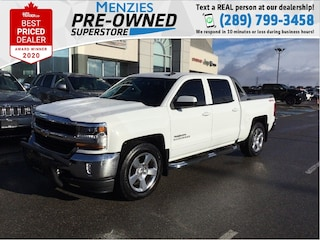 2018 Chevrolet Silverado 1500 LT 4x4, Bluetooth, Hitch, Navigation, Clean Carfax Truck