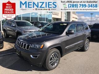 2021 Jeep Grand Cherokee Laredo 4x4